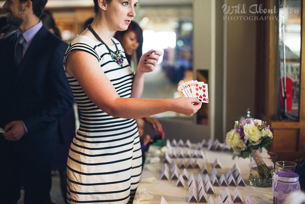 wedding poker