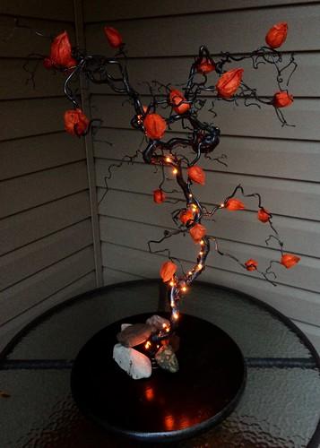 Neil's autumn tree