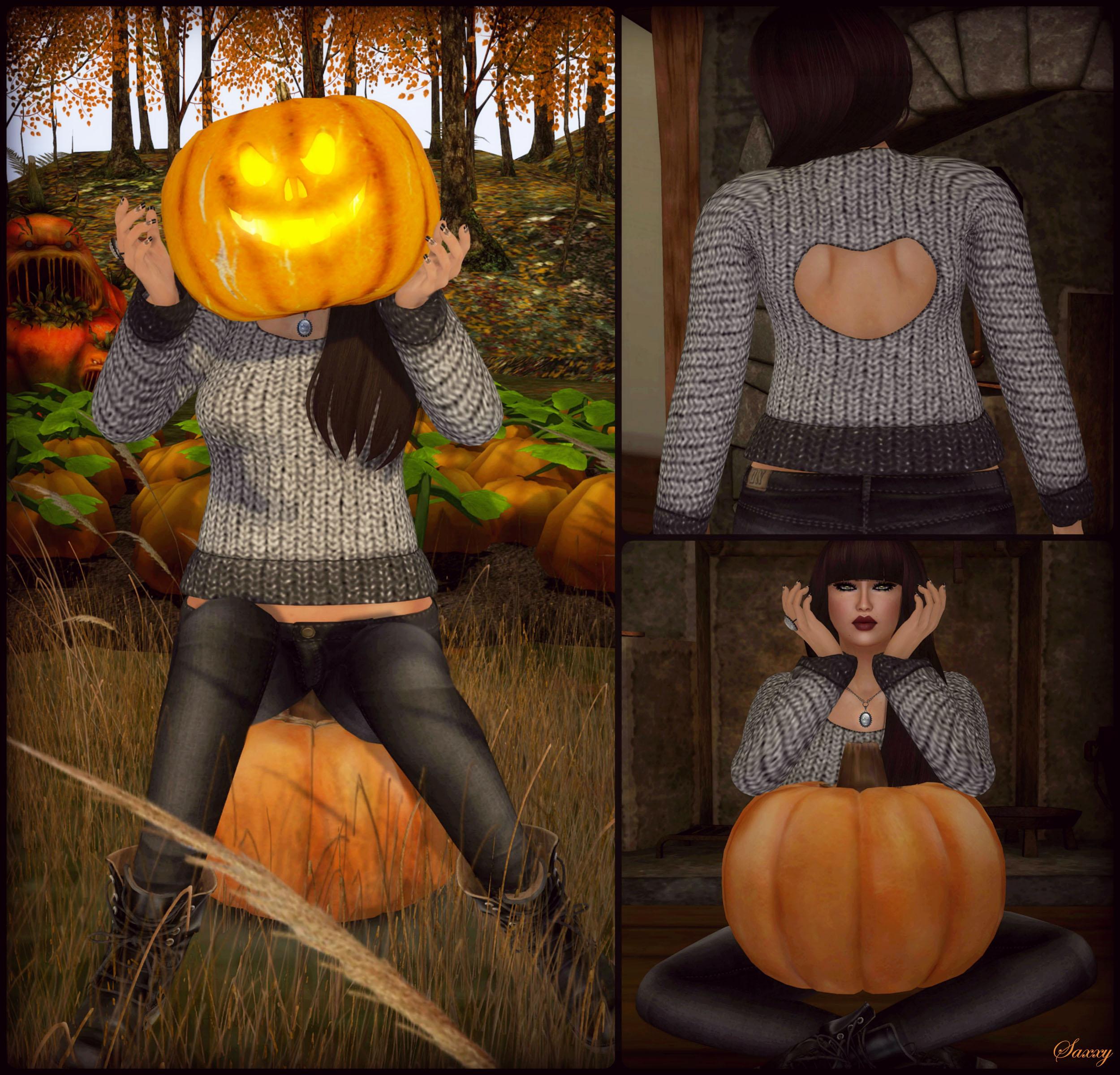 Pumpkins & a Sweetheart