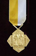Pro Ecclesia et Pontifice medal