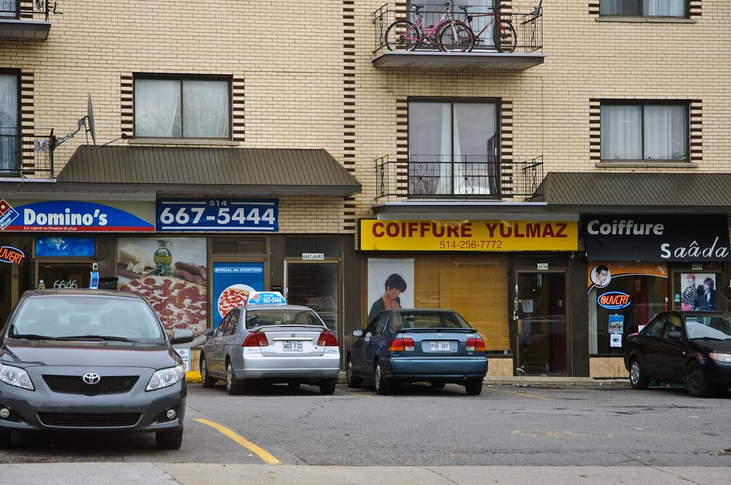 Hotel Montreal Rue Sherbrooke