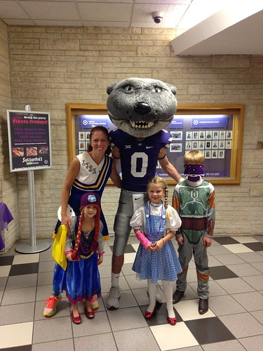 K-State Fall Fair at Homecoming Week 2014