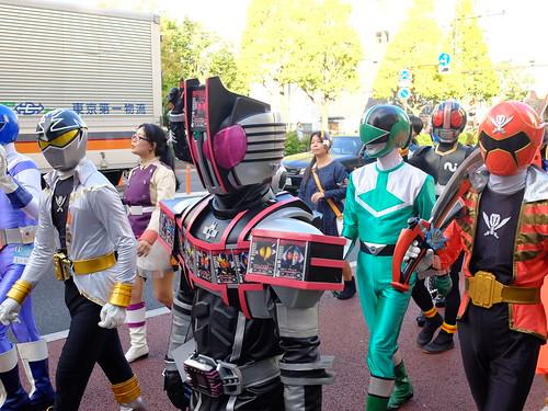 Kawasaki Halloween parade 2014 171