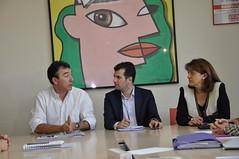 31/10/2014 REUNIÓN PSOECYL CON CCOO