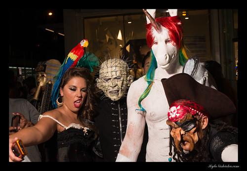 Waikiki Halloween 2014