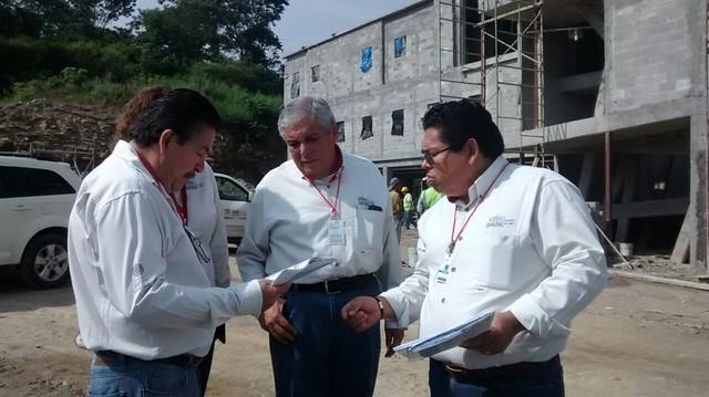 Secretario de Salud realiza gira de trabajo por la Huasteca