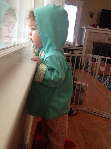 Uptown raincoat 2