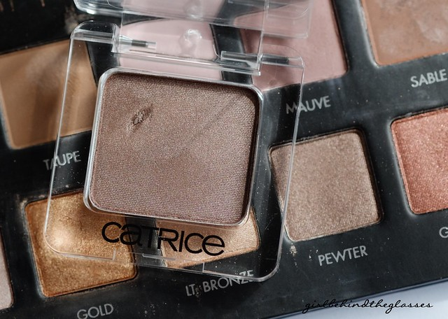 Catrice My First Copperware Party vs Lorac Pewter