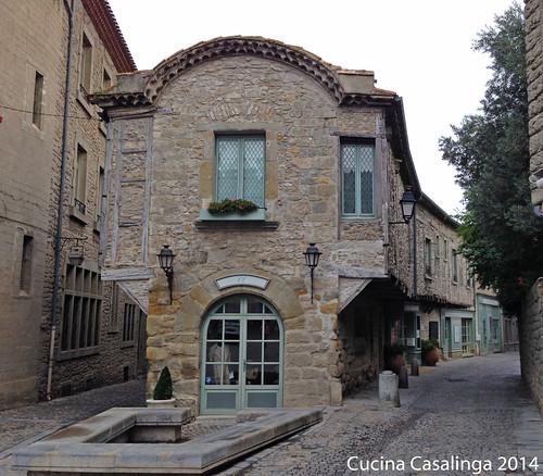 Carcassonne Haus