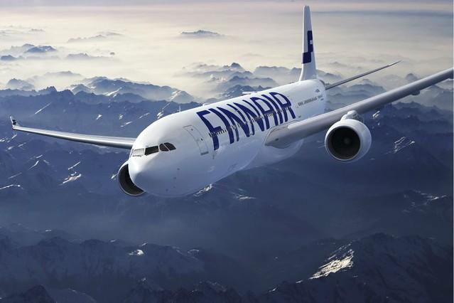 Un avión voló entre Helsinki y Nueva York usando aceite de cocina reciclado como combustible