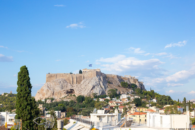 The Acropolis