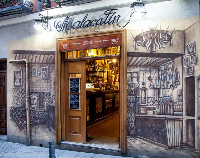 Restaurantes Centenarios de Madrid - Malacatín 3