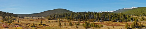 Colorado and Continental Divide Trail Section