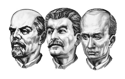 Ленін Сталін Путін