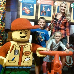 Legoland was fun!