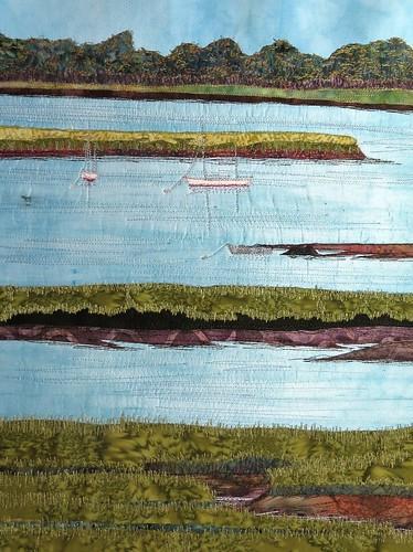sally's marsh, north
