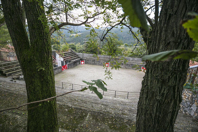Plaza de toros de Rasines