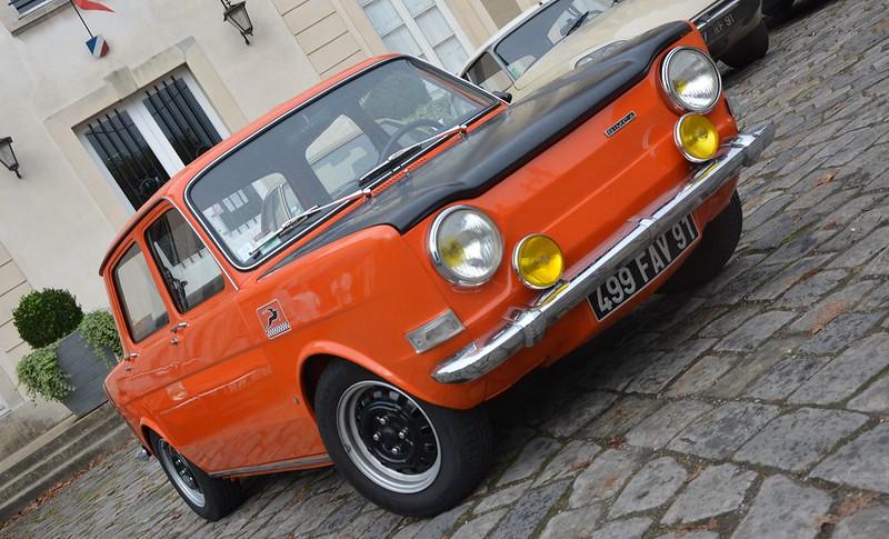 Simca 1000 Rallye 1971 & Rallye II 1973 15330713120_1dc7c15734_c