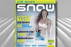 SNOW 83 market - lyže 2014/15 + 2x test lyží