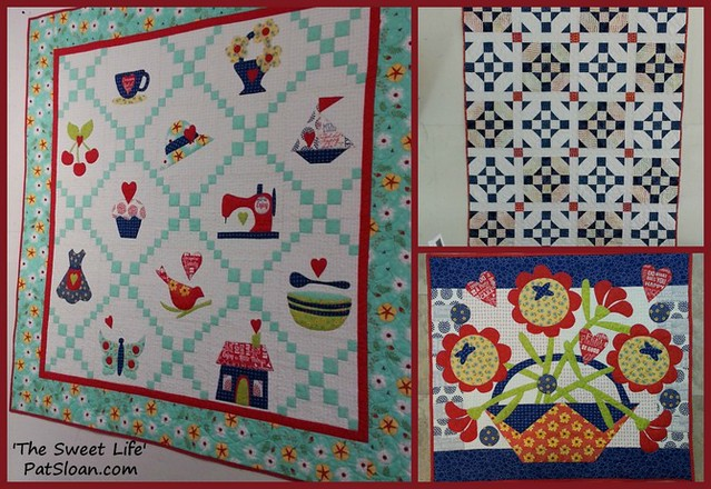 pat sloan the sweet life quilts