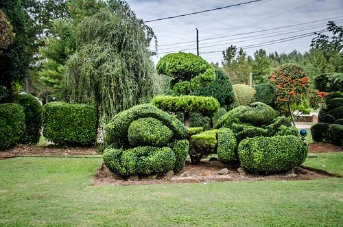 Pearle Fryer Topiary Garden-039