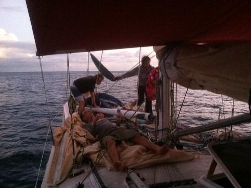 Lahaina to Honolulu Race