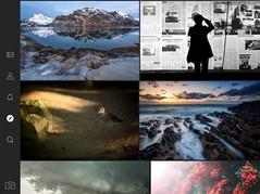Flickr для iPad