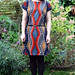 Waxprint Maya Dress
