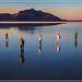 Utah Bonneville Salt Flats by Louish Pixel
