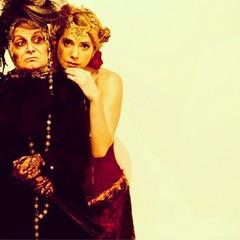 Queridas Rosamaria Murtinho e Leticia Spiller ensaiam 'Dorotea', de Nelson Rodrigues, para estrear em breve num teatro carioca. Direção Jorge Farjalla @roseiramur
