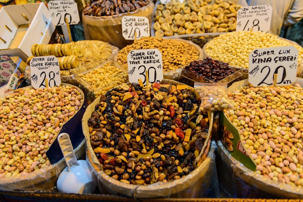Istanbul_Egyptian spice Bazzar-4993