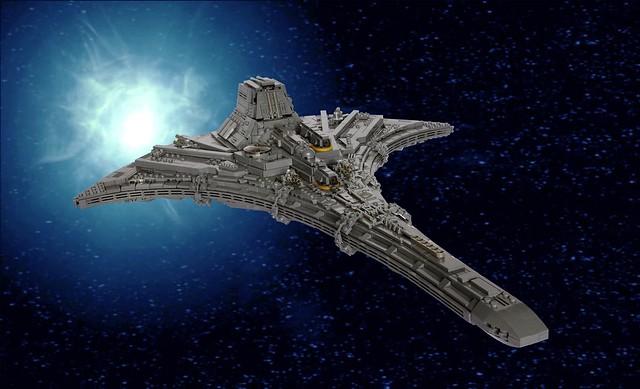 Lego Stargate Destiny