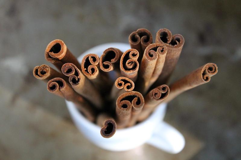 cinnamon sticks | http://www.katesshortandsweets.com