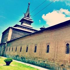 #Jamia_Masjid #Srinagar