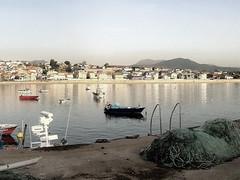 Panxón visto desde el puerto 2014