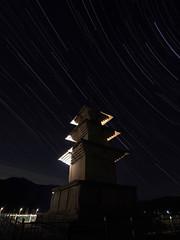 Stars Over Gameunsa Pagoda