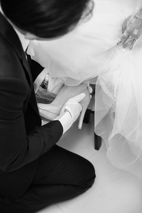 [ 婚禮攝影-結婚 ] 鼎峰 & 貞雅 / 高雄國賓大飯店
