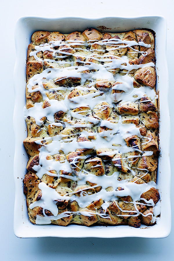 apple and cinnamon french toast bake