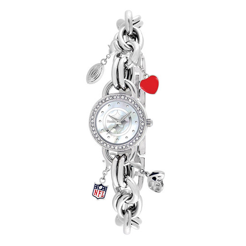 Pittsburgh Steelers Charm Series Watch
