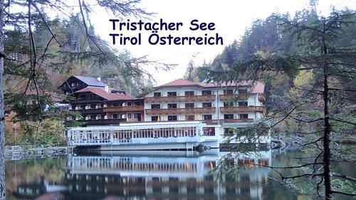 2014-N811 Österreich bei Lienz Tristacher See Text