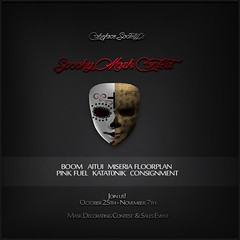 SPOOKY MASK CONTEST!