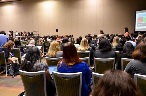 Grace Hopper Conference 2014