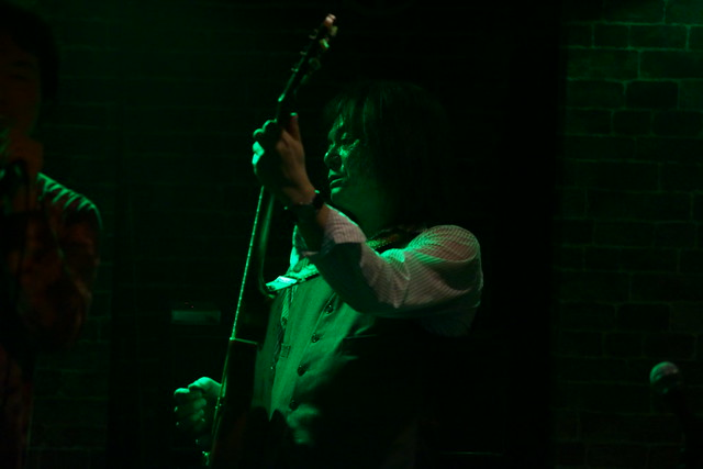 TONS OF SOBS live at Knock, Tokyo, 26 Oct 2014. 315