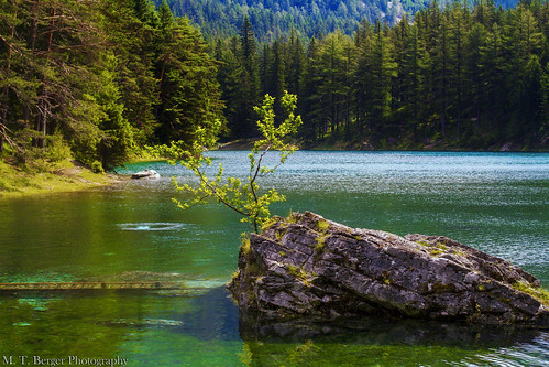 lake nature water beautiful landscape austria amazing treasure greenlake voted tragös mtberger