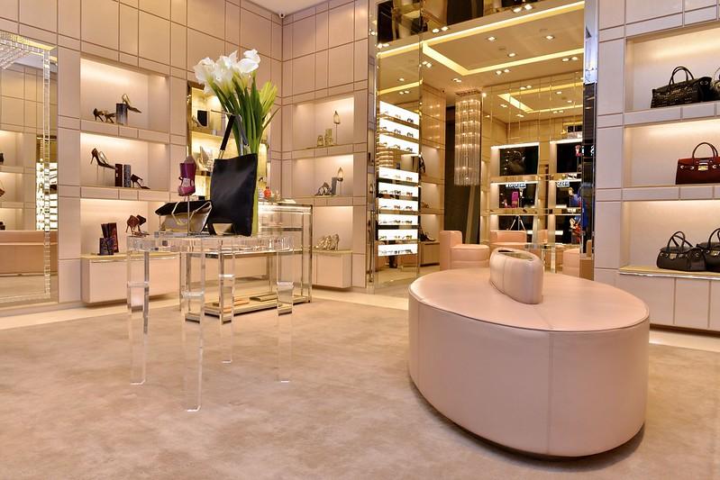 Jimmy Choo Store at Edsa Shangri-La Mall