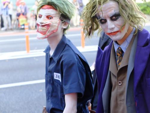 Kawasaki Halloween parade 2014 159