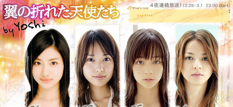 Xem phim Tsubasa no Oreta Tenshitachi (2 Season) - Thiên thần gãy cánh | Angels With Broken Wings | Fallen Angels Vietsub