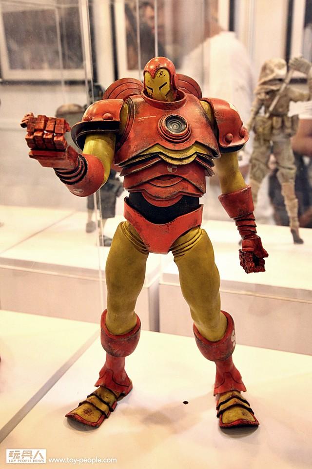 [ThreeA] Marvel Comics - The Invincible Iron Man  1/6 - Milk Magazine Ver. - Página 6 15470108276_1007a6588d_b