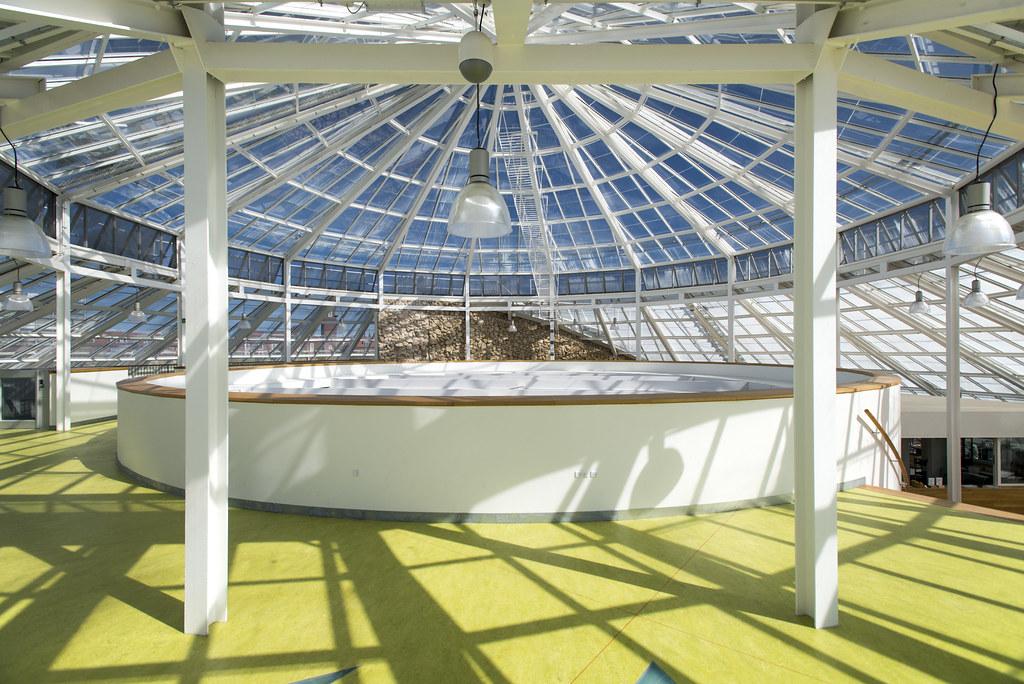 Botanical Greenhouse Aarhus 07   Architect: C F  Møller Arch…   Flickr