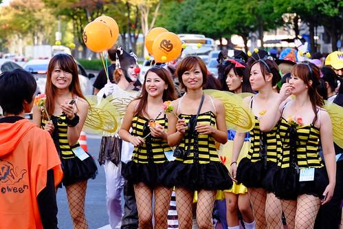 Kawasaki Halloween parade 2014 173